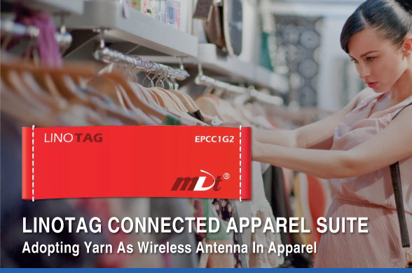 LINOTAG CONNECTED APPAREL SUITE