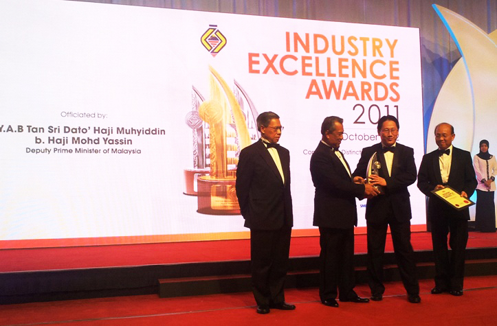 MITI-AWARDS-INDUSTRY-EXCELLENCE-AWARD-TO-MDT-INNOVATIONS