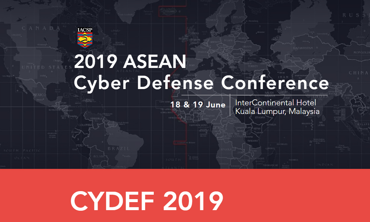 Cyber Defense Conference 2019 - MDT Innovations Sdn  Bhd